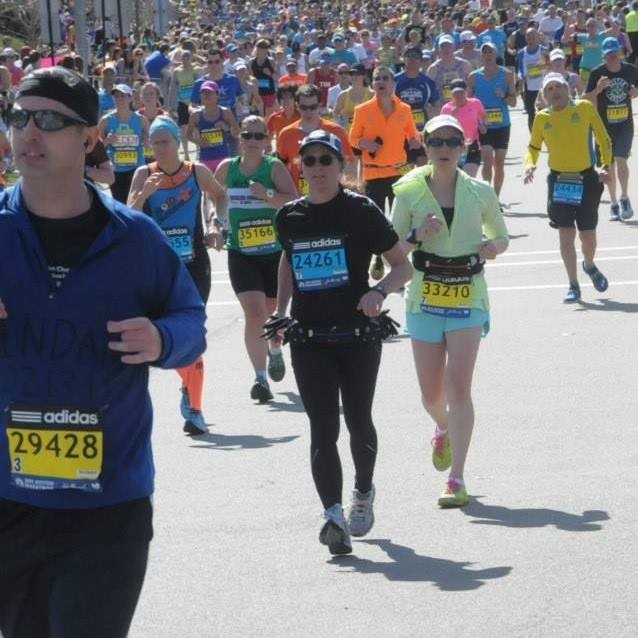 Boston Marathon 2014