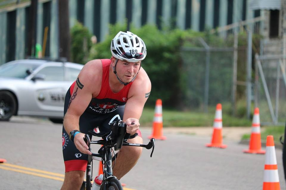 2017 IM 70.3 Augusta bike mount