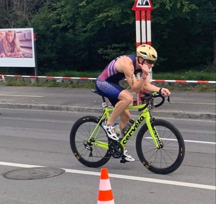 ITU World Championships in Lausanne, standard distance bike