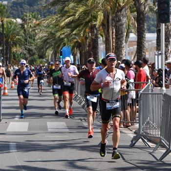Ironman 70.3 WC, Nice France
