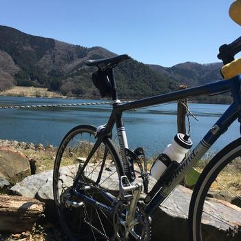 I was loaned a bike on my study abroad in a Japan, and took it out for a metric century ride.