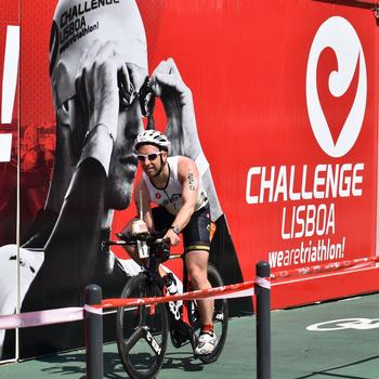 Challenge Lisboa Bike Finish