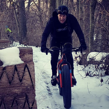 Mad Cow Winter Fat Bike Race 2