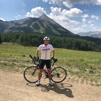 Mt. Crested Butte 10,350'