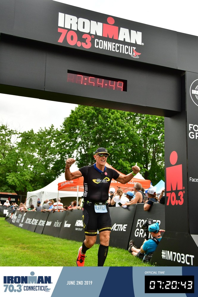 IMCT 70.3 - Glad to be finished!