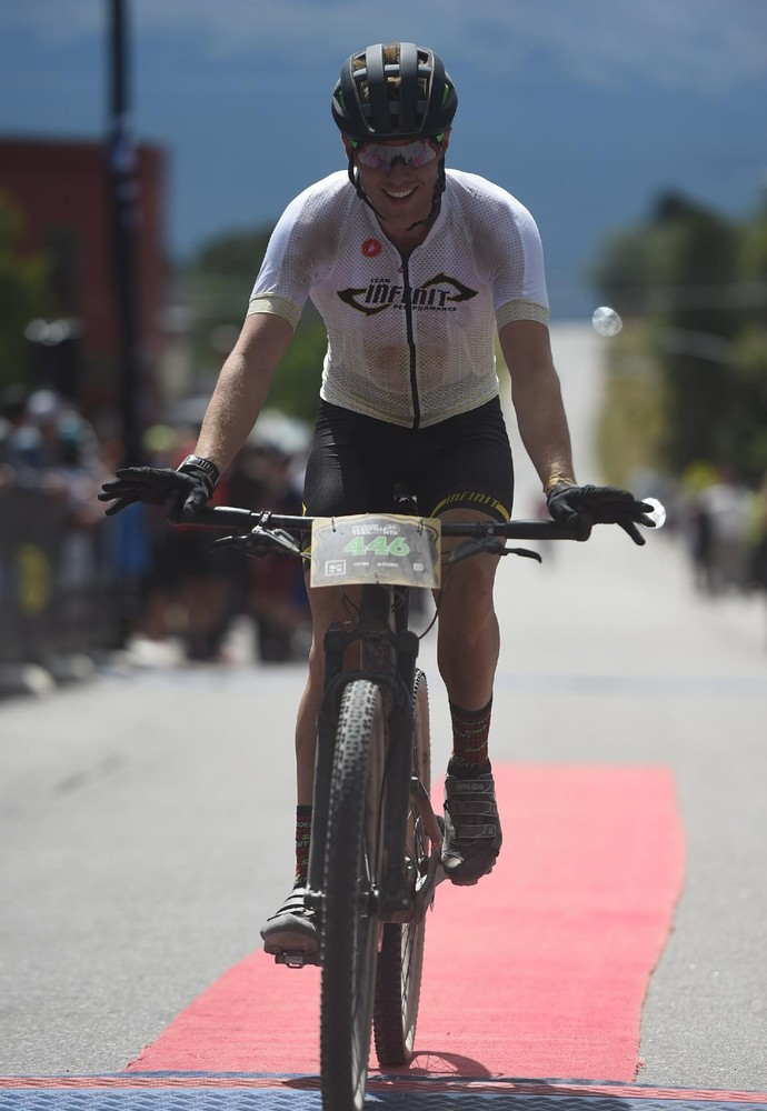 Leadville finish 2018
