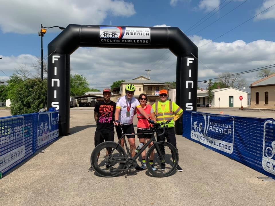 RAAM Challenge Texas 500 mile 2019