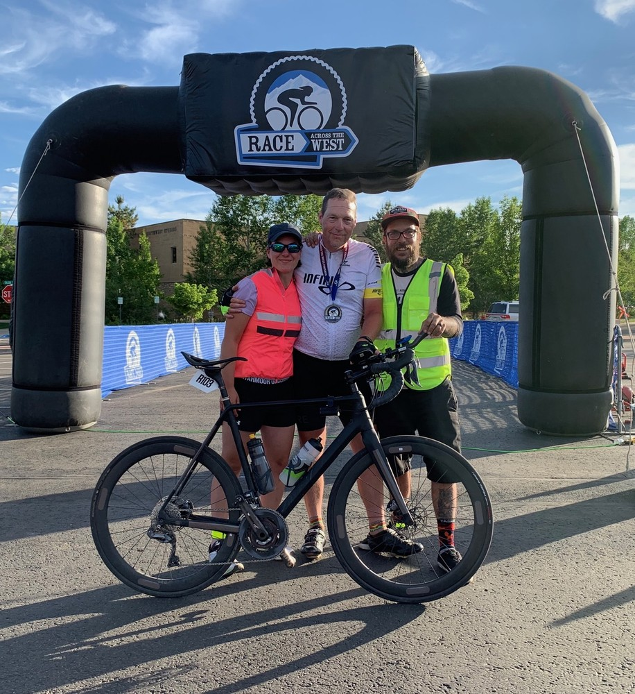 Race Across the West, 2019