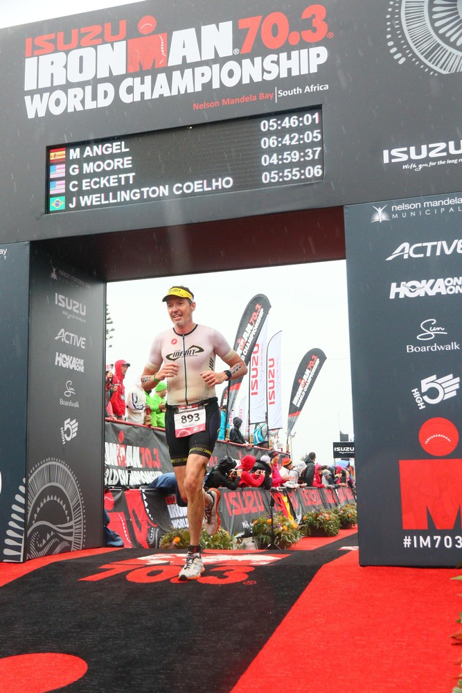 IM 70.3 WC, South Africa, September 2018