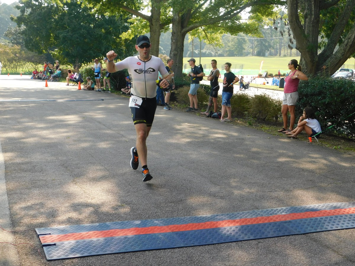 Callaway Gardens Olympic Finish