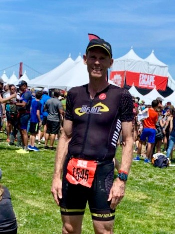 2019 Escape for Alcatraz Triathlon