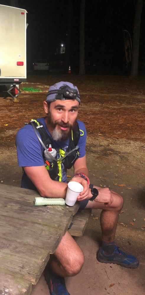 First 50 mile trail race