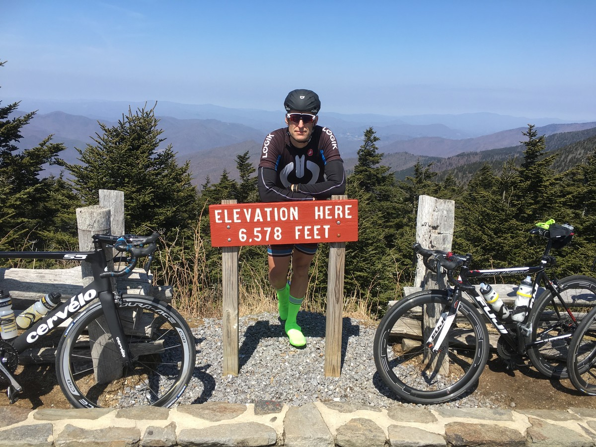 Mt Mitchell LOGIK Spring training camp 2017