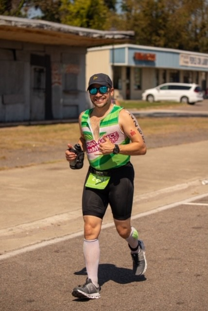 Ironman Augusta 70.3 2019.  First Ironman event of many to come