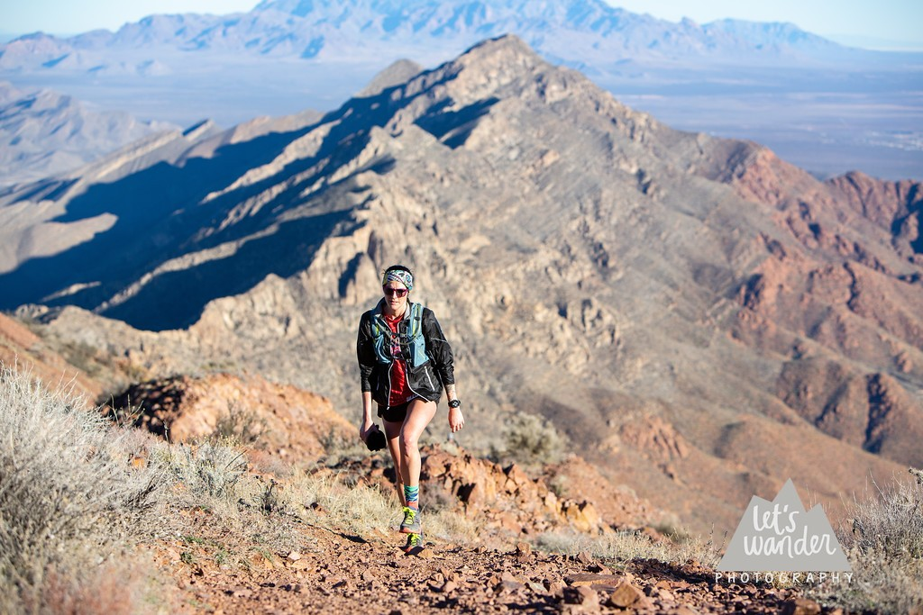 Feb 2020 Lone Star 100k Franklin Mountains Texas
