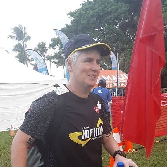 Entering Transition at Xterra Worlds
