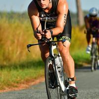 Bike Leg at Ironman Maryland 2017