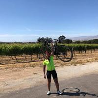 Aids Lifecycle 2017b - 541 miles from SF to LA