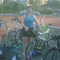First tri (Baxter Sprint) 2010