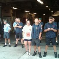 Tunnel to Towers run 2010