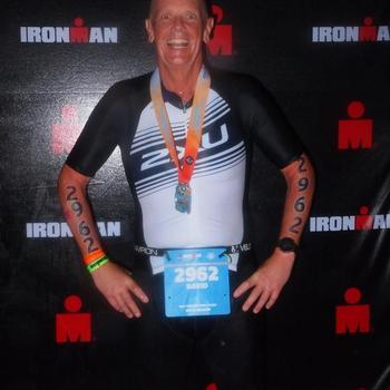 My first full Ironman - Haines City, Florida